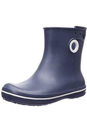 Crocs Jaunt Shorty Boot W, Botas de Agua para Mujer, (Navy)