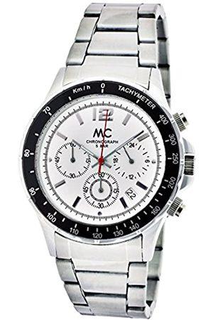MC MC Time Trend Hombre-Reloj cronógrafo de Cuarzo Correa de 27647