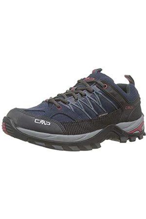 CMP Rigel, Zapatos de Low Rise Senderismo para Hombre, (Asphalt-Syrah 62bn)