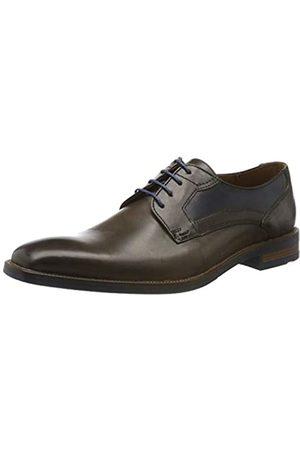 Lloyd Nils, Zapatos de Cordones Derby para Hombre, (Grey/Pacific 3)