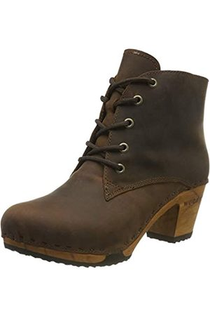 Woody Anne, Botines para Mujer, (Tabacco 001)