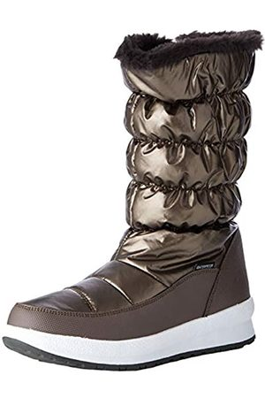 CMP Holse, Botas de Nieve para Mujer, (Bronzo R601)