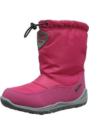 Kappa Weam Tex Kids, Botines para Niñas, Pink/Grey 2216