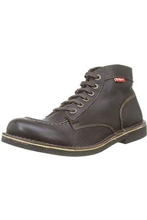 Kickers Kickstoner, Zapatos de Cordones Derby para Hombre