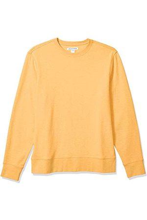 Amazon Sudadera de Manga Larga Ligera de Felpa Francesa con Cuello Redondo Athletic-Sweatshirts