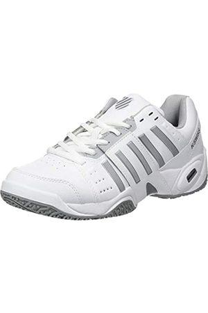 K-Swiss KS Tfw Accomplish III Omni, Zapatillas de Tenis para Mujer, (White/Highrise 01)