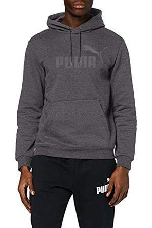 Puma ESS Hoody FL Big Logo Sudadera, Hombre