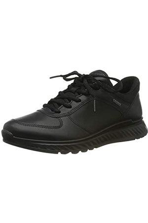 Ecco EXOSTRIDEW, Zapatos de Low Rise Senderismo para Mujer, (Black 1001)