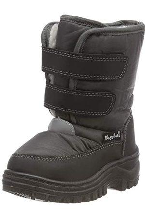Playshoes Zapatos de Invierno Gancho y Bucle, Botas de Nieve Unisex Niños, (Grau 33)