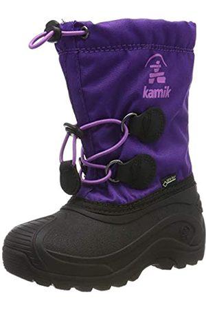 Kamik Insight GTX, Botas de Nieve para Niñas, Morado (Purple Pur)