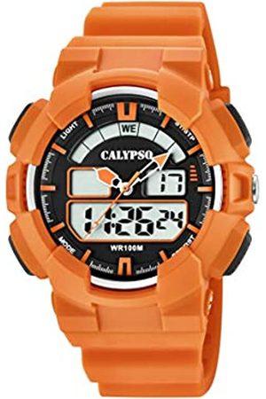 Calypso RelojAnalógicoparaMujerdeCuarzoconCorreaenPlástico8430622713811