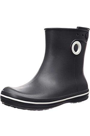 Crocs Jaunt Shorty Boot, Botas de Agua para Mujer, (Black)
