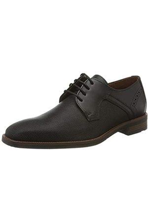 Lloyd Nashville, Zapatos de Cordones Derby para Hombre, (Schwarz 1)