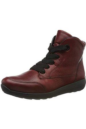 ARA Osaka 1244533 Zapatillas altas Mujer, Rojo (Rubin 68)