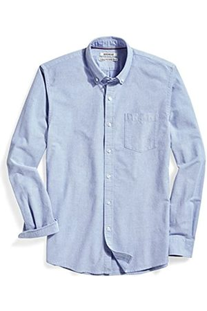 Goodthreads Standard-Fit Long-Sleeve Solid Oxford Shirt camisa