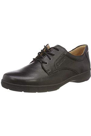Ganter Gera-g, Zapatos de Cordones Derby para Mujer, (Schwarz 01000)
