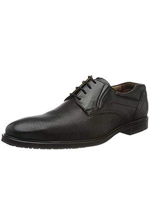 Lloyd Karakul Extra-Weit, Zapatos de Cordones Derby para Hombre, (Schwarz 0)