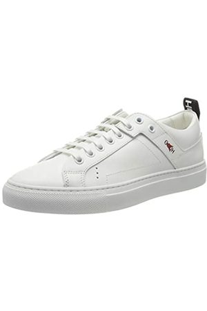 HUGO BOSS Mayfair Low Cut-nlg 10201909 01, Zapatillas para Mujer, (White 100)