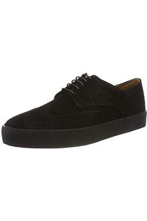 Vagabond Luis, Zapatos de Cordones Brogue para Hombre, (Black 20)