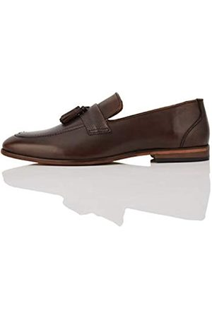 FIND Leather Mocasines, Brown