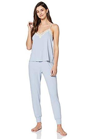 IRIS & LILLY Amazon Brand Pijama para Mujer 14