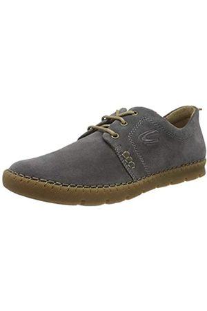 Camel Active Ethnic, Zapatos de Cordones Derby para Hombre, (Ash 02)