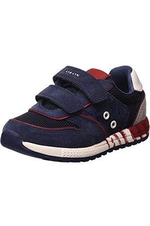 Geox B Alben Boy C, Zapatillas para Bebés, (Avio/Navy C4277)