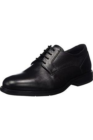 Lloyd KAJAK, Zapatos de Cordones Derby para Hombre, -Schwarz (Schwarz 0)