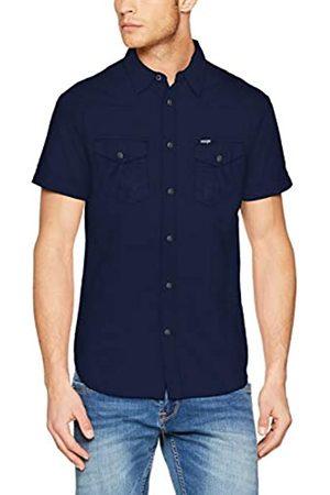 Wrangler SS Western Shirt Camisa