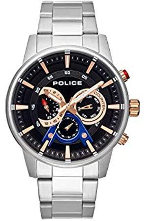 Police Hombre Relojes - Reloj de Pulsera PL.15523JS/02M