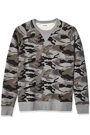 Goodthreads Marca Amazon - Crewneck Fleece Sweatshirt sudadera