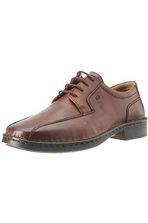 Josef Seibel Burgess, Zapatos de Cordones Derby para Hombre, (Cognac 14 370)