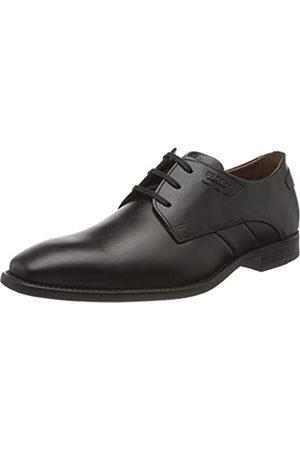 Fretz Men Leon, Zapatos de Cordones Derby para Hombre, (Noir 51)