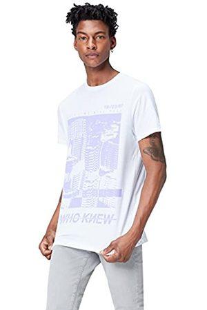 FIND Camiseta con Estampado para Hombre