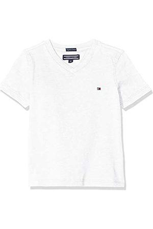 Tommy Hilfiger Boys Basic Vn Knit S/s Camiseta