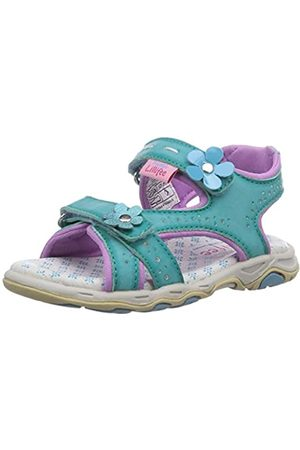 Prinzessin Lillifee 410340 - Sandalias Abiertas de Material sintético niña, Color