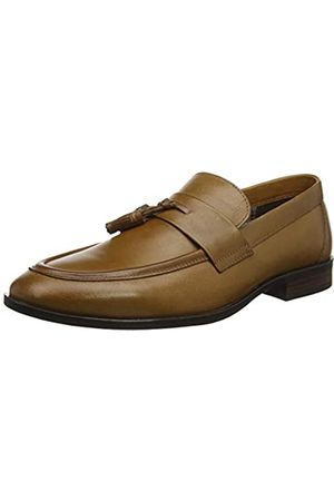 Red Tape Lumley, Mocasines para Hombre, (Tan 0)