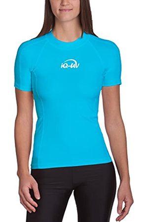 iQ-Company Slim Fit Camiseta, Mujer
