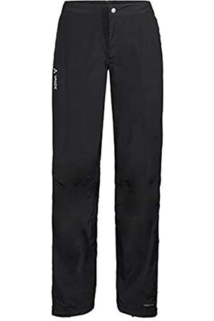 Vaude Women's Yaras Rain Pants III Pantalones, Mujer