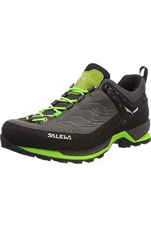 Salewa MS MTN Trainer, Zapatillas de Senderismo para Hombre, Blau (Ombre Blue/Tender Shot 3865)