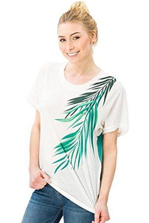 Supernatural W Palm Merino Camiseta de, Mujer, SNW011080