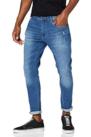 Urban classics Skinny Ripped Stretch Denim Pants Pantalones