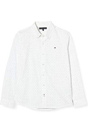 Tommy Hilfiger Mini Print Hilfiger Shirt L/s Camisa