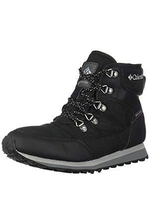 Columbia WHEATLEIGH, Botas de Nieve de caña Baja para Mujer, (Black