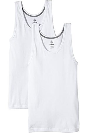 Nur Der Unterhemd LONGLIFE Doppelpack, 827767 Camiseta Interior