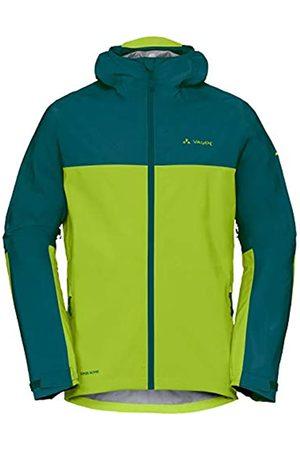Vaude Moab Rain Jacket Regenjacke für Mountainbiker Wasserdicht winddicht Chaqueta, Hombre