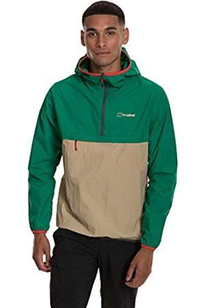 Berghaus UK Corbeck - Calcetín para Hombre (Media Cremallera, Resistente al Viento), Hombre, 4A000877DO4