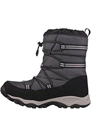 Viking Tofte GTX, Botas de Nieve Unisex Niños, (Black/Charcoal 277)