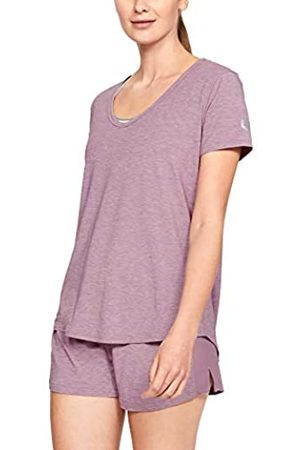 Under Armour Recovery Sleepwear SS Camiseta, Mujer