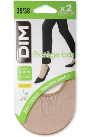 Dim Protège Bas Coton, Calcetines para mujer